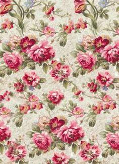 Pretty floral print