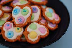 Spring M Pretzel Treats | Beantown Baker ... adventures in a Boston kitchen