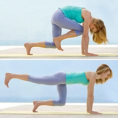 Flat Belly Exercises #2