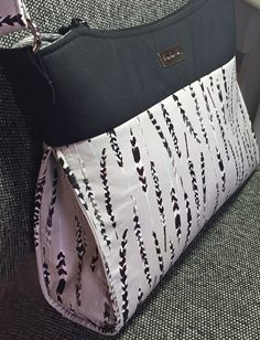 Emmaline Bags: Sewing Patterns and Purse Supplies: The Gabby Bag:: The April Pattern for the BOMC 2016
