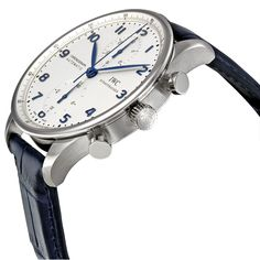 IWC Portuguese Chronograph Automatic Men's Watch IW371446 - IWC - Shop Watches by Brand - Jomashop