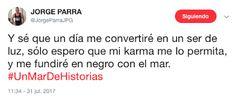 """Ante todo, """"mush@ karma"""": Para el concurso #UnMarDeHistorias"""