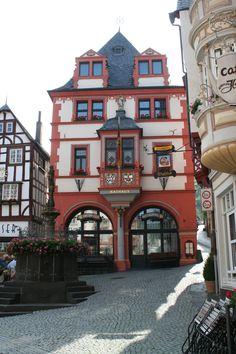 Bernkastel Kues, Moselle (Moezel)