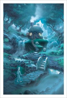 Amulet - Watchman, Kazu Kibuishi