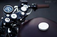 Yamaha XS650 by Clutch Custom