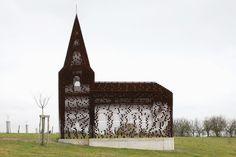 So strange church