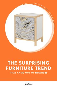 One of the freshest home trends to emerge in 2021? Paint-splattered furniture. We're seeing the eclectic look everywhere, so we're sharing some of our favorite pieces—and designer tips for styling them. #trends #furniture #home Paint Drop, Types Of Painting, Wild Style, White Backdrop, Paint Splatter, Furniture Sale, Home Hacks, Home Decor Trends, Accent Pieces