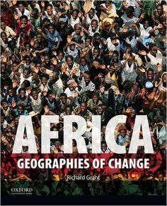 """Population growth, business interests, and global connections are transforming Africa from a """"lost"""" continent to one of """"strategic opportunity"""" in the worldwide geopolitical sphere. A timely synthesis of current thinking on this diverse, complex, and changing region, Africa: Geographies of Change offers students the most realistic portrait of modern Africa available."""