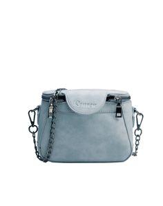 #AdoreWe #VIPme Shoulder Bags - LANNIU Blue Fashion Zipper Flip-Top Chain Shoulder Bag - AdoreWe.com