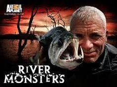 Image résultat pour Jeremy Wade rivière monstres