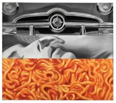 'Painting as Immersion' by James Rosenquist at Museum Ludwig, Cologne