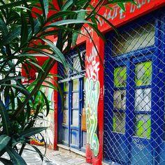 Hidden alley in Athens!#urbanathenscollective #hiddenathens #getlostinathens #visitgreecegr #abandoned #colours #urbanathens #visitgreecegr #visitdotorg #instapassport #instagreece #travelexplorers #urbanlife