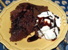 Yum... I'd Pinch That! | Crock Pot Cake