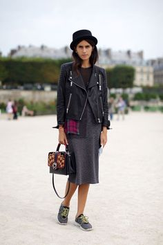 It's Paris's turn to street style it up at Fashion Weeks | Never Underdressed
