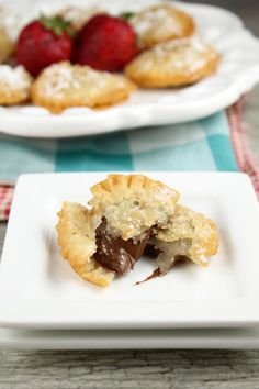 Fried Nutella Hand Pies will be the dessert everyone will rave about. Incredibly easy!