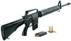 Rifle (automatic) dio s-5.56