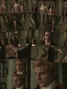 New Moon - Carlisle Cullen & the Volturi