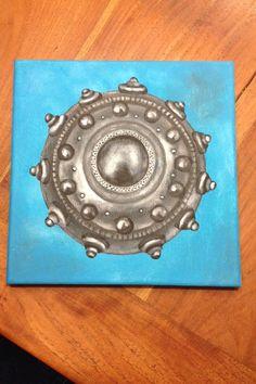 Schilderij Zeeuwse knop