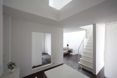 """Omihachiman House by ALTS Design Office """"Location: Shiga Prefecture, Japan"""" 2012"""
