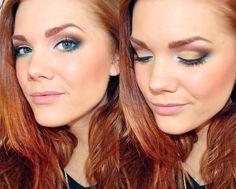 Make up by Linda Hallberg