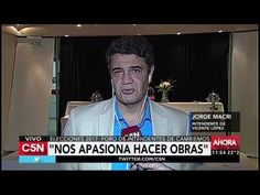 Entrevista a Jorge Macri