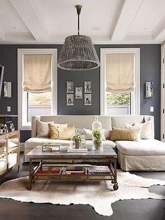 bearskin rugs #cozy