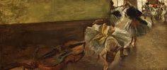 Image result for degas ballet