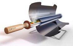 GoSun Stove. La cocina solar portable sin electricidad que todo el mundo querría tener.