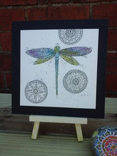 Dragonfly picturedragonfly by BohemianBlessed on Etsy