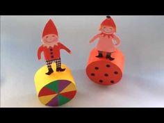 ペットボトルで作る糸巻き戦車(手作りおもちゃ) How to make a rubber band powered car Paper Crafts For Kids, Diy For Kids, Diy And Crafts, Arts And Crafts, Circus Crafts, Fruit Crafts, Library Art, Lego Projects, Toy Craft