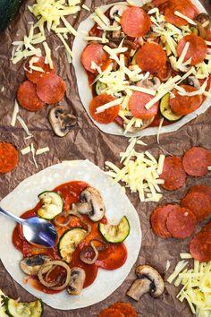 ... pizza quesadillas 15 minute garden veggie pepperoni pizzadillas pizza
