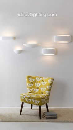 Keep it simple and Modern and let your style be influenced by whats on the side! Wall Lights, Ceiling Lights, Exterior Lighting, Keep It Simple, Bathroom Lighting, Small Spaces, Your Style, Designers, Table Lamp