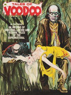 Top 20 Tales of Voodoo Covers | The Theatre of Terror