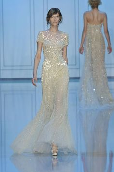 Elie Saab.  Everything he does is pretty much fabulous.