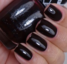 OPI I Sing in Color swatch from the Gwen Stefani Collection