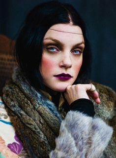 Jessica Stam for Rika Magazine