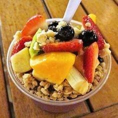 【ハワイ】極上アサイーボウルが食べられるワイキキのお店10選