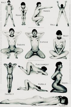 Positions of Submission