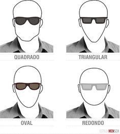 Revista Mensch: ESTILO: Óculos de sol, saiba como escolher o parceiro ideal nesse verão