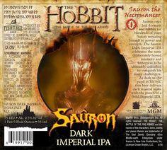 mybeerbuzz.com - Bringing Good Beers & Good People Together...: BREAKING at mybeerbuzz.com:  The Hobbit - Sauron D...