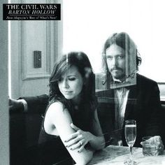 Barton Hollow- The Civil Wars. Pretty sure I don't have to say a thing about this except... LOVE!