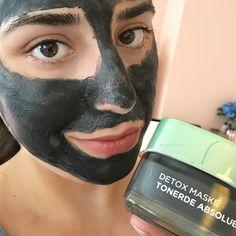 TONERDE ABSOLUE - DETOX Gesichtsmaske  @melodiamond  #lorealparis #review #skincare #facemask #instadetox
