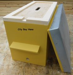 How To Build A 5 Frame Nuc Beehive