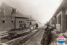 Merwedestraat Gorinchem (jaartal: 1930 tot 1940) - Foto's SERC
