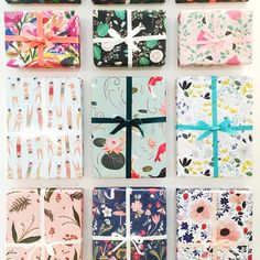 Birthday Bow Wow Gift Wrap | Birthday gift wrapping, Wrapped gifts ...