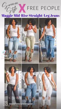 Black Girl Fashion, Fashion Looks, Spring Summer Fashion, Autumn Fashion, Cool Outfits, Fashion Outfits, Fashion Trends, Fashion And Beauty Tips, Casual Chic Style