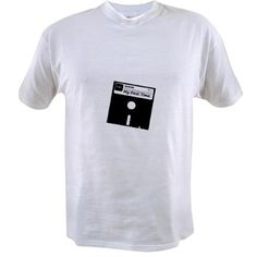My First Time White T-Shirt