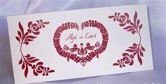 Népmesés esküvői meghívó Art Nouveau, Web Design, Gaia, Folklore, Color Schemes, Wedding Invitations, Tropical, Vestidos, Weddings