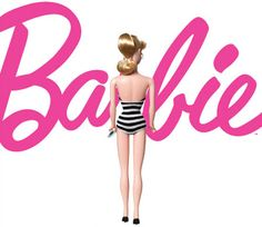 Barbie Dolls - one of my fav things to play with!