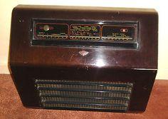 VINTAGE-KOLSTER-BRANDS-ER30-VALVE-RADIO-1949-in-working-order-a-fine-example